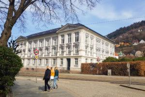 Akademiet Bergen FPG holder til i ærverdige Marken 37. Foto.